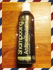 Shampoing antipelliculaire a la cade