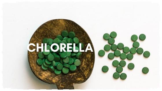 La Chlorella: une algue 100% detox