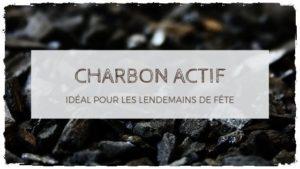 Exces de repas: pensez au charbon actif