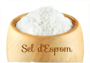 19 utilisations et propriétés du sel d'Epsom