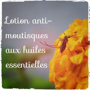 Fabriquez votre lotion anti-moustiques bio
