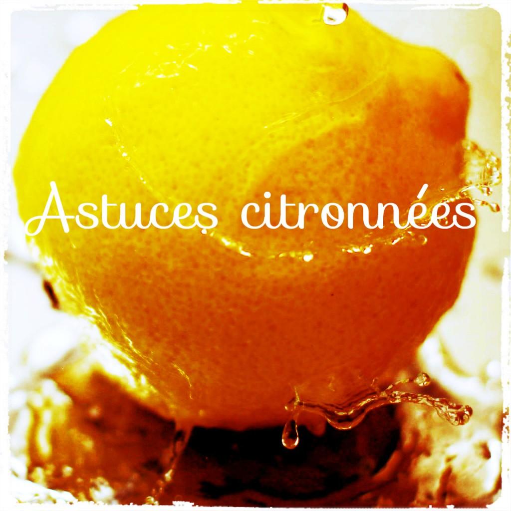 Ne jetez plus vos peaux de citron!