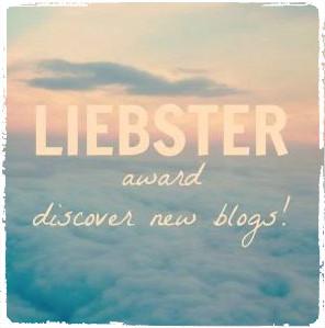 Une 3eme nomination au Liebster Awards