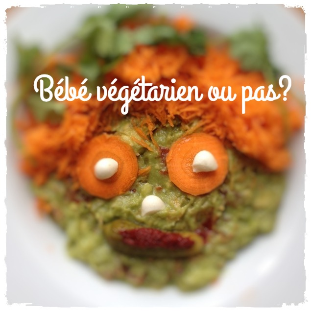 Mon enfant sera-t-il végétarien?