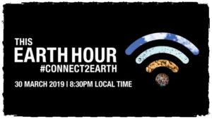 La Earth Hour 2019: c'est ce samedi!