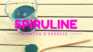 La spiruline: le booster d'énergie naturel